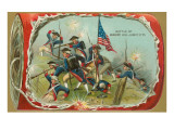 Battle of Bunker Hill, Revolutionary War Prints