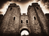 Cardiff Castle 3 Photographic Print by Clive Nolan