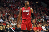 Miami Heat v Chicago Bulls - Game Five, Chicago, IL - MAY 26: Dwyane Wade Photographic Print by Mike Ehrmann