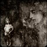 Night Terrors Fotografie-Druck von Lydia Marano