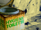 Toilete Urbex Photographic Print by Nathan Wright