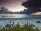 Liepaja Blue Flag Beach, Liepaja, Latvia Photographic Print by Ian Trower
