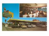 Marquee Drive-In, Roadside Retro Prints