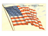 Stars and Stripes Forever, Flag Posters