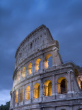 Colosseum, Rome, Italy Photographic Print by Doug Pearson