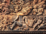Banteay Srey Temple, Angkor, Cambodia Photographic Print by Ivan Vdovin