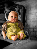 Old Doll Photographic Print by Nathan Wright