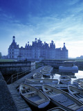Chateau De Chambord, Loire Valley, France Photographic Print by Walter Bibikow