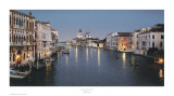 Evening In Venice Posters by Rod Chase