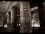 Abydos Temple, Egypt Photographic Print by Clive Nolan
