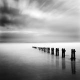 Roligt vand Fotografisk tryk af Craig Roberts