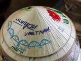 Vietnam, Ho Chi Minh City, Conical Hats Photographic Print by Steve Vidler