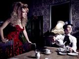 Meine Frau, Französisch Fotodruck von Stuart Murchison