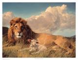 Paix sur Terre Affiches par Nancy Glazier