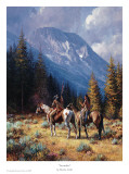 Intruders Prints by Martin Grelle