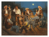 American Storytellers Plakater af Andy Thomas