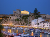 Harbour, Ciutadella, Menorca, Spain Photographic Print by Neil Farrin
