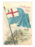 Bunker Hill Flag Print