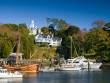 USA, Maine, Rockport Photographic Print by Alan Copson