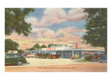 Smack Drive-In, Roadside Retro, Sarasota, Florida Art