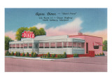 Ayer's Diner, North Salisbury, Maryland Prints