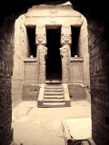 Egypt, Luxor, Dendara, Temple of Hathor Photographic Print by Michele Falzone