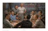 Grand Ol' Gang– Republikanische Präsidenten Kunstdrucke von Andy Thomas