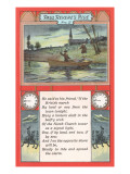 Paul Revere's Ride, Poem Prints