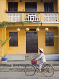 Vietnam, Hoi An, Cafes in the Old Town Photographic Print by Steve Vidler