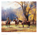 Teller Of Tales Prints by Martin Grelle