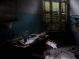 Abandoned Office Photographic Print by Nathan Wright