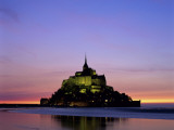 Mont St. Michel, Normandy, France Photographic Print by Steve Vidler