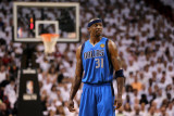 Dallas Mavericks v Miami Heat - Game One, Miami, FL - MAY 31: Jason Terry Photographic Print by Mike Ehrmann