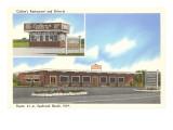 Colton's Restaurant and Drive-In, Roadside Retro Posters