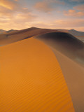 Sand Dune in Desert, Namib Desert, Namibia Photographic Print by Peter Adams