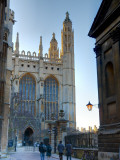 UK, England, Cambridge, Cambridge University, Kings College, Kings College Chapel Photographic Print by Alan Copson