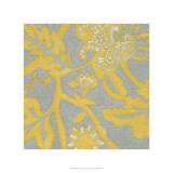 Buttercup Botanical III Premium Giclee-trykk av Chariklia Zarris
