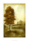 Sunset Solitude II Limitierte Auflage von Jennifer Goldberger