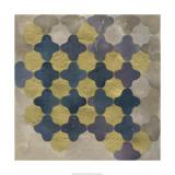 Venetian Tile II Giclée-Premiumdruck von Chariklia Zarris