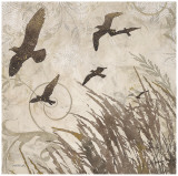 Birds in Flight II Prints by Gervais Courtellemont