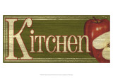 Kitchen Sign III Posters by Kate Ward Thacker