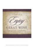 Wine Inspiration III Posters