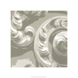 Decorative Relief II Premium Giclee Print by Ethan Harper