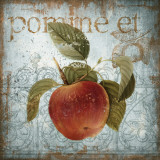 Pomme Prints by Conrad Knutsen