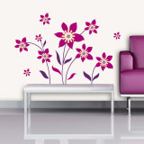 Flower Power I Wall Decal