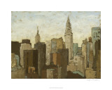 City & Sky II Limited Edition by Megan Meagher