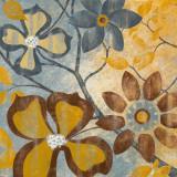 Enchanted Garden II Kunstdruck von Maria Donovan