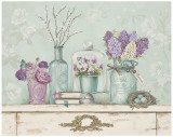 Pretty Vignette I Prints by Stefania Ferri