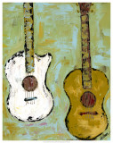 Six Strings III Art by Deann Herbert