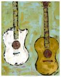 Six Strings III Art by Deann Herbert